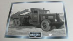 Berliet GPE 4 1938 Military Truck framed picture